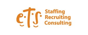 ETS staffing recruiting consulting logo